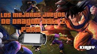getlinkyoutube.com-TOP//4 LOS MEJORES JUEGOS DE DRAGON BALL Z PARA PSP (actualizado)