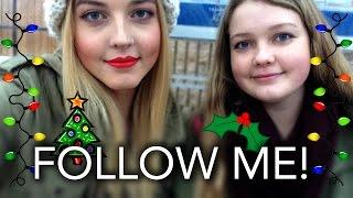 getlinkyoutube.com-Christmas Festivities Vlog!