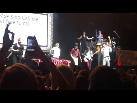 One Direction twitter questions: Call Me Maybe Ft. Lauderdale, FL on 7-1-12
