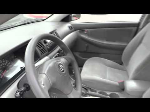 2004 Toyota Corolla - 4dr Car Pharr McAllen Harlingen Edinburg Mission Pharr TX T19793B