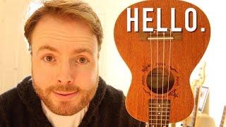 getlinkyoutube.com-Hello - Adele (Ukulele Tutorial)