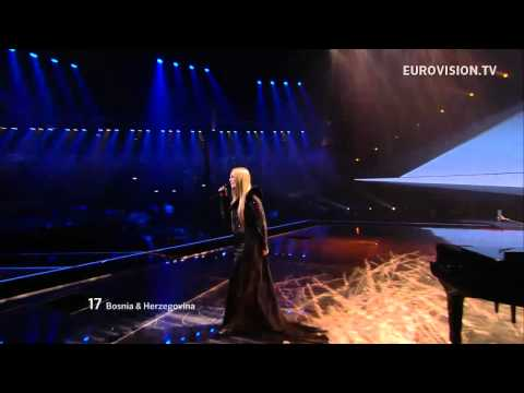 Maya Sar - Korake Ti Znam - Live - 2012 Eurovision Song Contest Semi Final 2