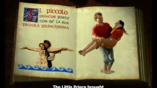 getlinkyoutube.com-La storia del Piccolo Principe e della Piccola Principessa
