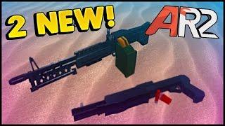 getlinkyoutube.com-2 NEW GUNS! - Apocalypse Rising 2