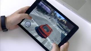 GTA 4 on iPad Air leaked video