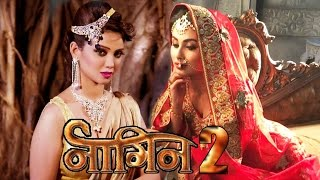 getlinkyoutube.com-NAAGIN 2 : Mouni Roy & Adaa Khan's Look REVEALED