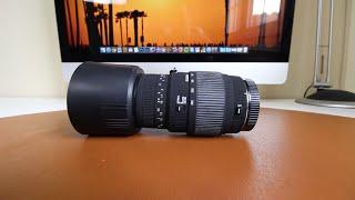 getlinkyoutube.com-Sigma 70-300mm f/4-5.6 DG Macro | Revisión en profundidad