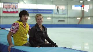 "getlinkyoutube.com-Tatiana Volosozhar & Maxim Trankov - ""Sochi. The resort at an Olympic scale"" (19.05.15)"
