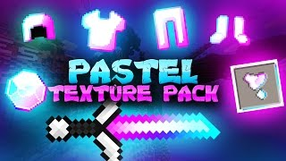 getlinkyoutube.com-Minecraft PvP Texture Pack // PASTEL CHROMA GLOW PACK - Pastel Rainbow, HD Swords + Free Download