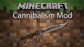 getlinkyoutube.com-Minecraft Mod รีวิว - Mod แล่เนื้อ | Cannibalism Mod