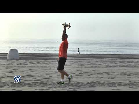 El Beach Training continuará en el mes de agosto