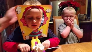 BEST PIE FACE CHALLENGE EVER!!!!