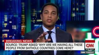 CNN's Don Lemon cuts off mic of panelist during show