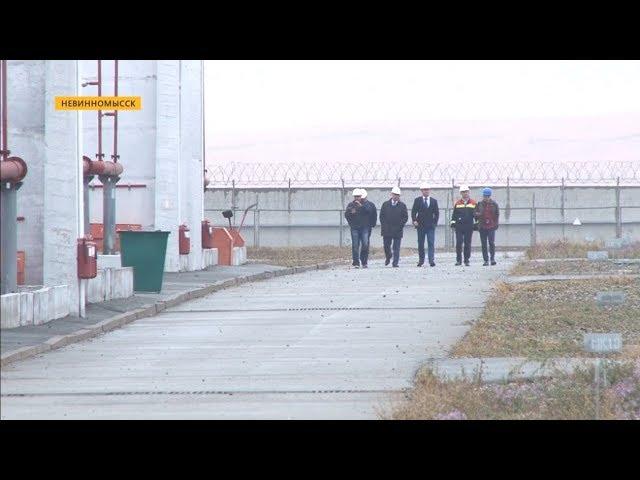 Ставропольские энергетики продолжают готовиться к наступлению холодов