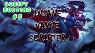 getlinkyoutube.com-Script Busting #2: Insane Vayne Scripter