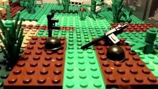 getlinkyoutube.com-Lego WW2 Battle of Leyte Gulf