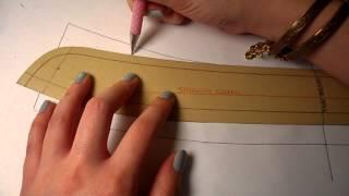 getlinkyoutube.com-Pattern Cutting Tutorial: Check and Amend Shirt Collars