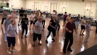 getlinkyoutube.com-CUMBIA AMORE Line Dance (Ira's Delray Beach Class) -DEMO & WALK THRU.m2ts