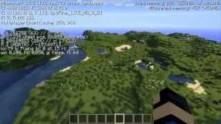 getlinkyoutube.com-Minecraft gtx 970 test / shaders test / maximum and minimum settings 2000 FPS
