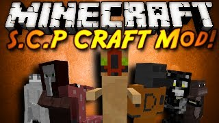 getlinkyoutube.com-Minecraft Mod Showcase : SCP CRAFT!