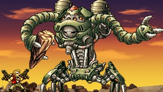 getlinkyoutube.com-Metal Slug 7 (DS) All Bosses (No Damage)