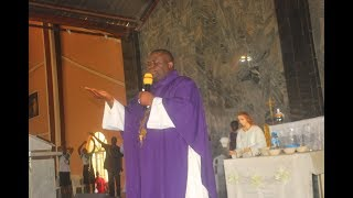 Rev Fr Mario David Dibie- Winning your Battles with Ash- CEMADONTV