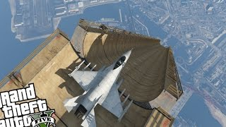 getlinkyoutube.com-GTA 5 - BIGGEST RAMP EVER + TURBO MOD