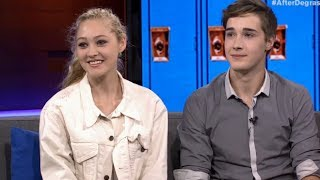 getlinkyoutube.com-After Degrassi: Olivia Scriven & Eric Osborne