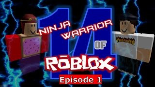 getlinkyoutube.com-Ninja Warrior of Roblox Tournament 14, Episode 1