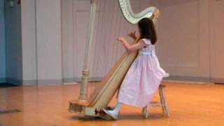 getlinkyoutube.com-Yesterday performed by Layla Moore (Harp Recital, May 2 2010)