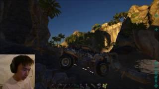 getlinkyoutube.com-ARK Survival Evolved [v.208.3] -  วิธีขับรถ Buggy