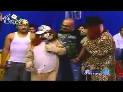 Guerra de Chistes - La Gata, El Perro Guarumo y Guarumin.