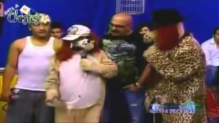 getlinkyoutube.com-Guerra de Chistes - La Gata, El Perro Guarumo y Guarumin.