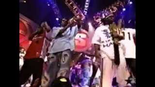getlinkyoutube.com-2004 BET Source Awards - Getting Crunk !!