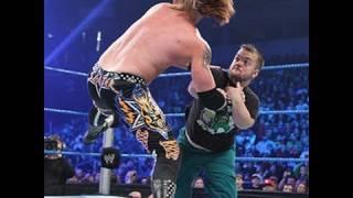 getlinkyoutube.com-Friday Night SmackDown - Hornswoggle vs. Heath Slater