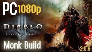 getlinkyoutube.com-Diablo III: Reaper of Souls 2.0.6 - PP Monk Build | Torment VI - Rifts | Inna's Mantra | PC 1080p |
