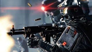 getlinkyoutube.com-Wolfenstein The New Order Gameplay Trailer (2014)