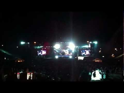 Metallica - Enter Sandman - Udine 2012 [HD]