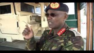 getlinkyoutube.com-Kenyan Army commander visits U.S. Army Africa headquarters