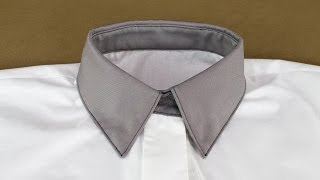 getlinkyoutube.com-How To Sew A Shirt Collar