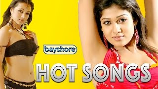 Hot Song Collections! (Nayanthara, Namitha, Sneha, Trisha)
