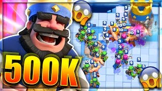 getlinkyoutube.com-how is this possible... THANK YOU! | Clash Royale