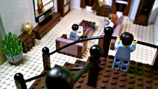 """getlinkyoutube.com-LEGO® Monster Fighters - Fan Creation - """"There's Monsters In the Room"""""""