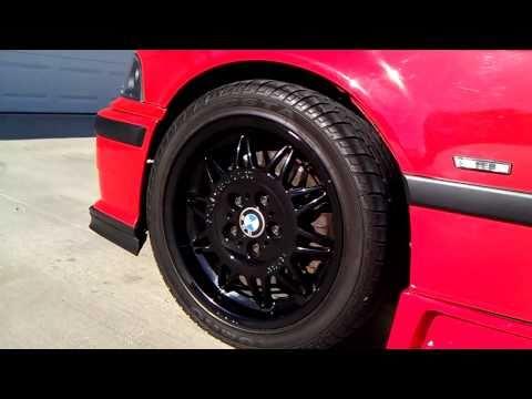 BMW M3 e36 w/ Custom widebody kit