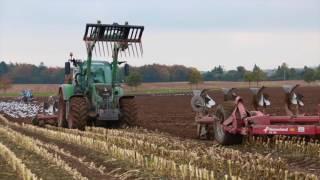 getlinkyoutube.com-Ploughing Winter Wheat 2016