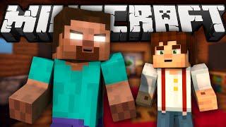 getlinkyoutube.com-If HEROBRINE played Minecraft Story Mode (Minecraft Machinima)