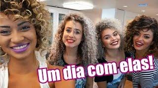 getlinkyoutube.com-VLOG: Metro, Av Paulista, Amigas, Cortes de cabelo