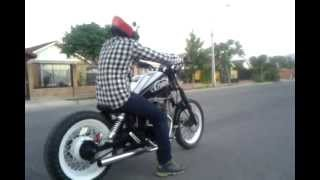 getlinkyoutube.com-honda rebel 250 bobber los andes chile reo