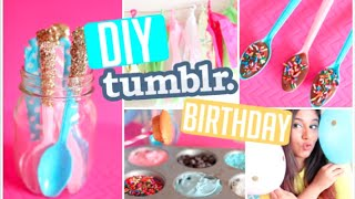 getlinkyoutube.com-DIY Tumblr Birthday! Party Hacks, Decor & Treats! 2015