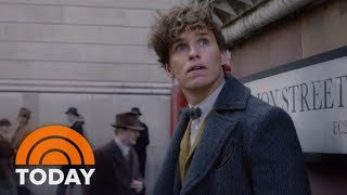 Fantastic Beasts: The Crimes Of Grindelwald Trailer | TODAY